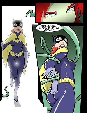 Superheroine- In The Garden of Good and Evil