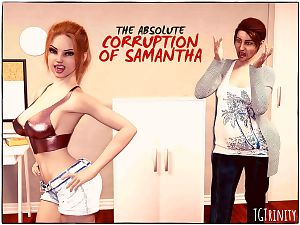 TGTrinity- The Absolute Corruption of Samantha