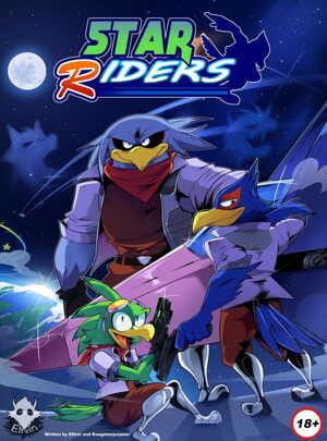 Star Fox- Star Riders- Elfein