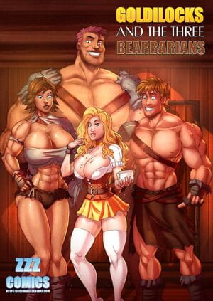 ZZZ- Goldilocks and three Bearbarians