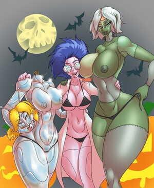 TheBigBadWolf01- Spooky Shenanigans