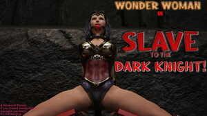 NookooN- Wonder Woman in Slave To Her Dark Knight