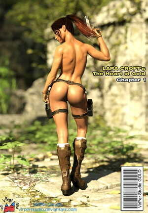 VirPerStudio Lara Croft's The Heart of Gold