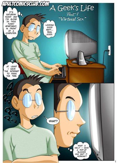 A Geek\