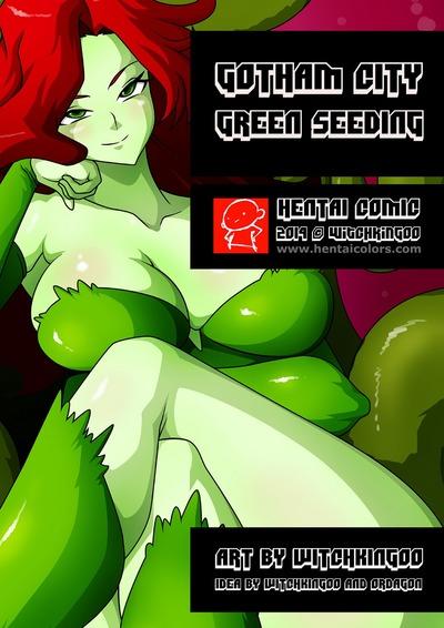 Gotham City- Green Seeding (WitchKing00)