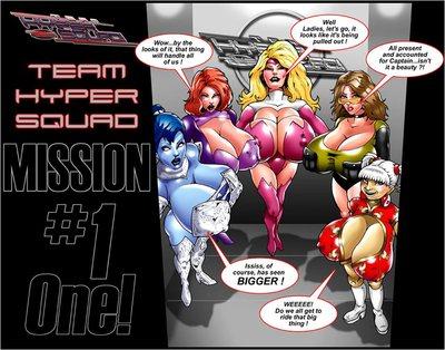 Team Hyper Squad Mission 1-Smudge