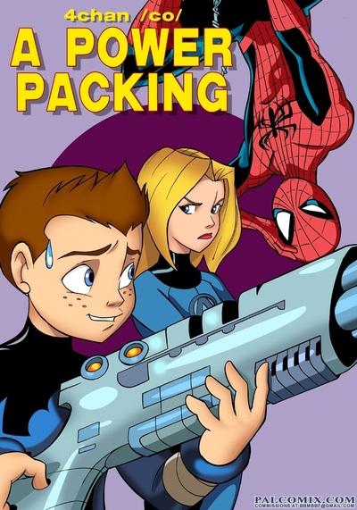 A Power Packing- Pal Comix