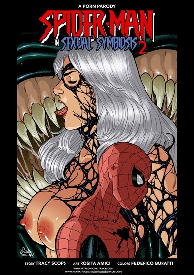 Spider-man Sexual Symbiosis 2