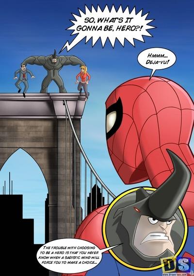 Spiderman- Reward