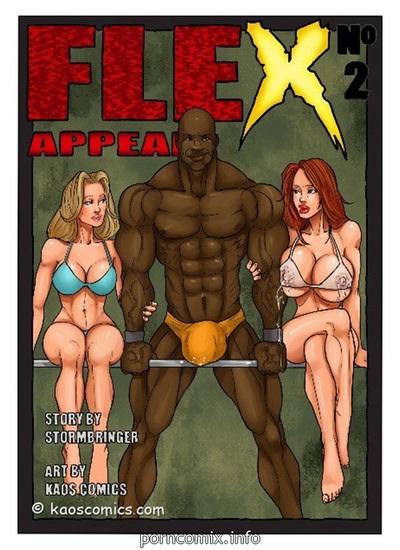 Kaos Flex Appeal 2