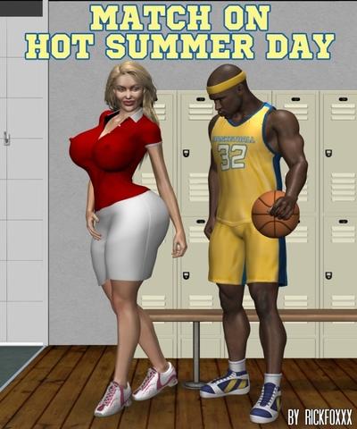 Match on a Hot Summer Day- Rick Foxxx