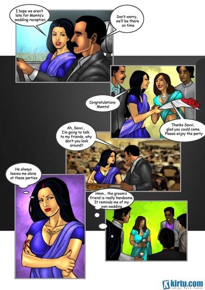 Savita Bhabhi 19 - Savita\