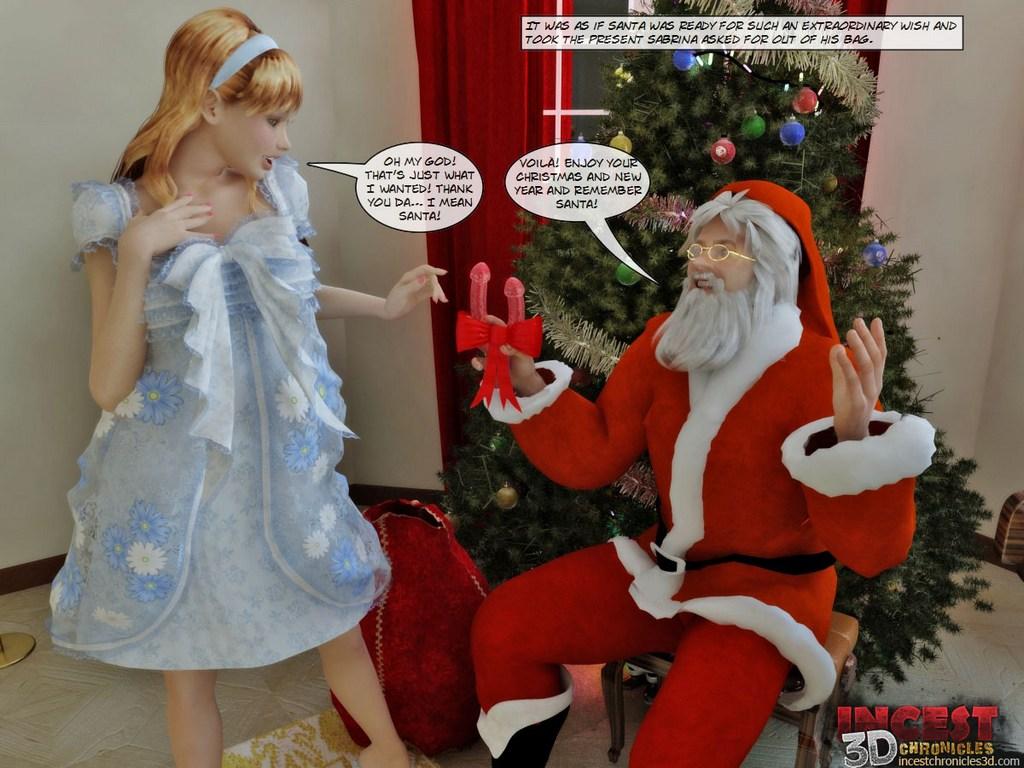 Christmas Gift 2 - Santa - part 2