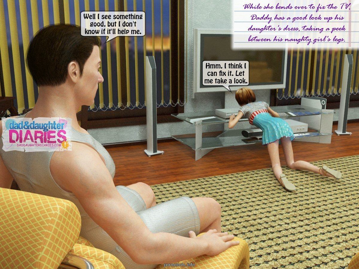 Dad with Daughter Diaries- 01