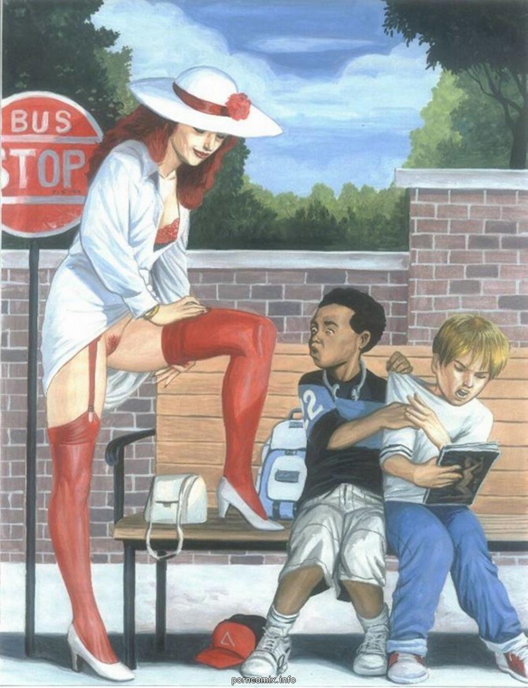 PBX- Mom Son Incest Pics