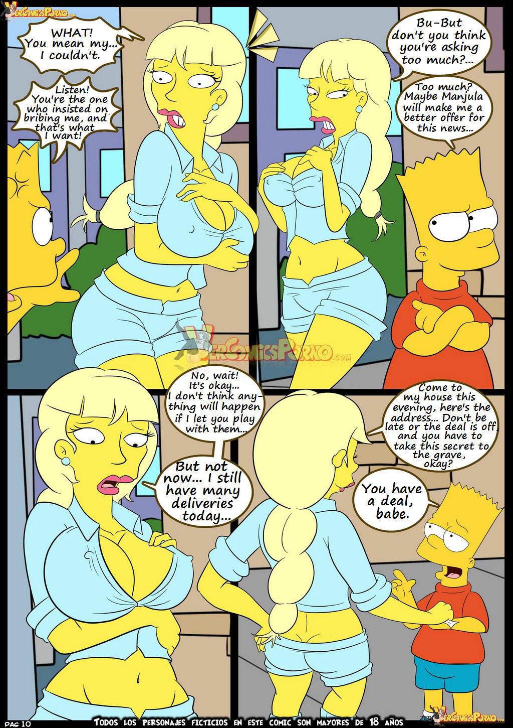 Simpsons- Old habits 7- Croc