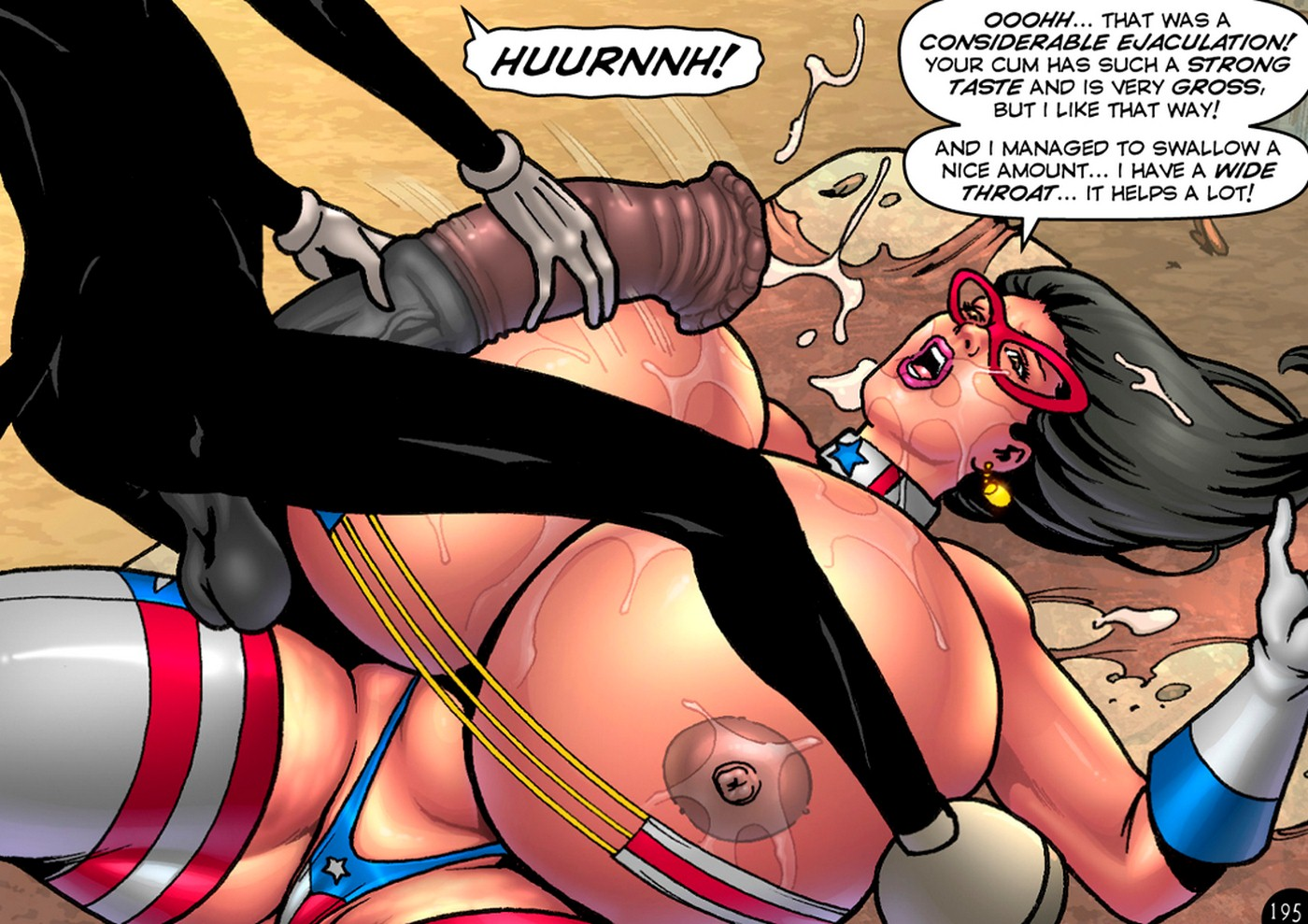 Major Wonder- Lust Alley - part 14