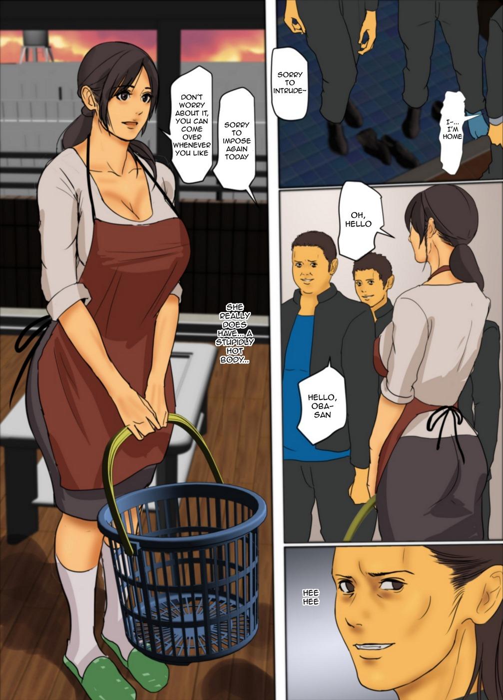 Sacrificial Mother- Hentai