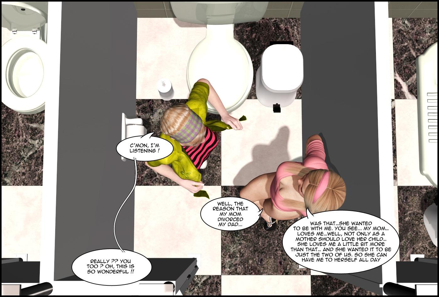 The Lesbian Test - Part 1 - part 4