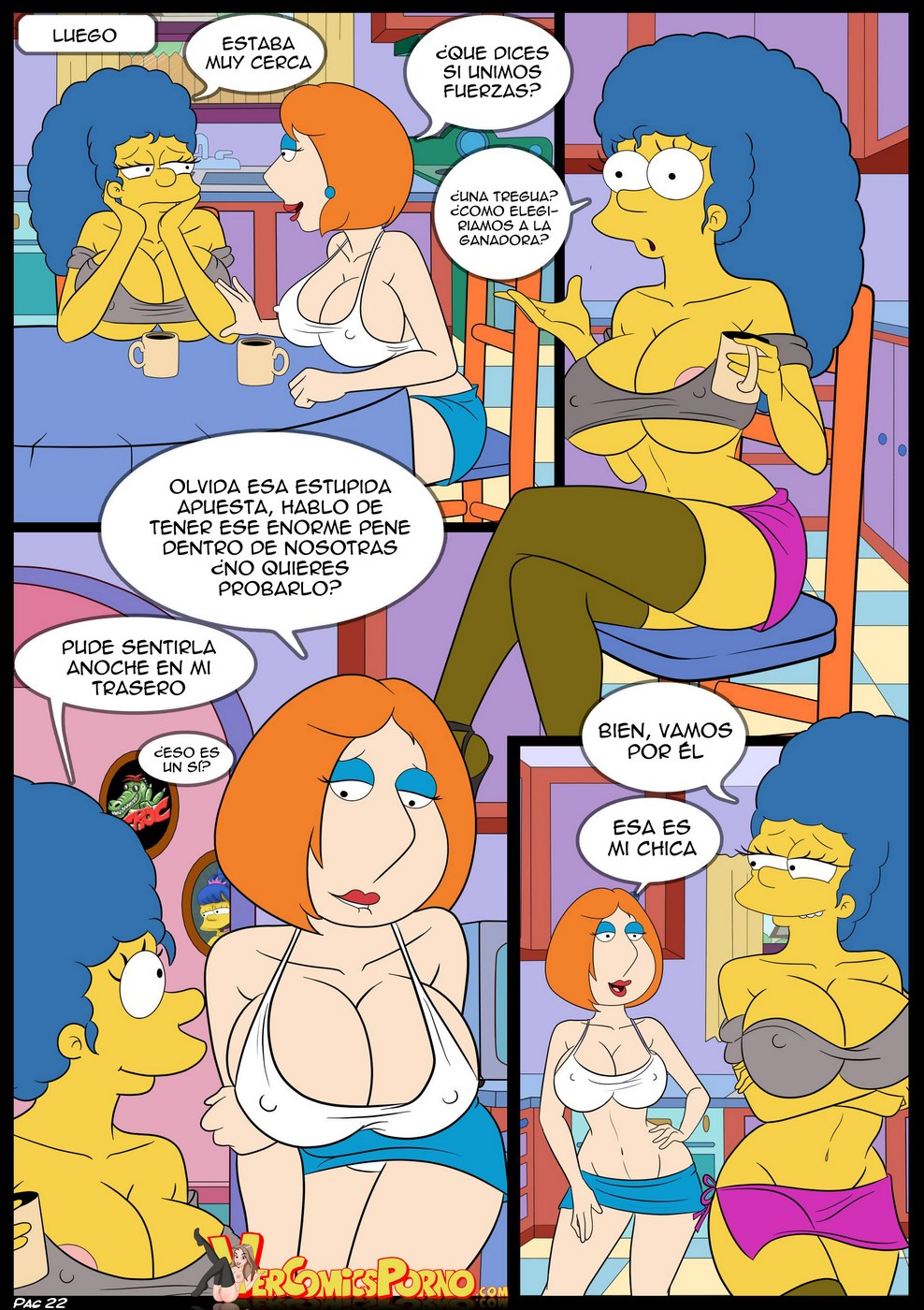 Croc- El Concurso- Part 2 ( Spanish) - part 2