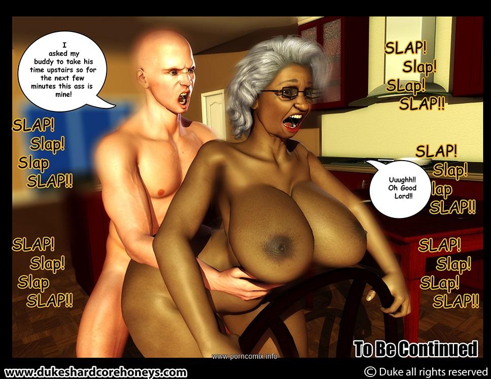 Ms Jiggles 3D - Part 5- Duke Honey - part 2