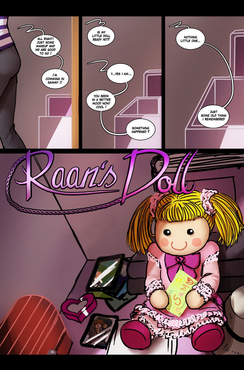Raan\'s Doll - part 2