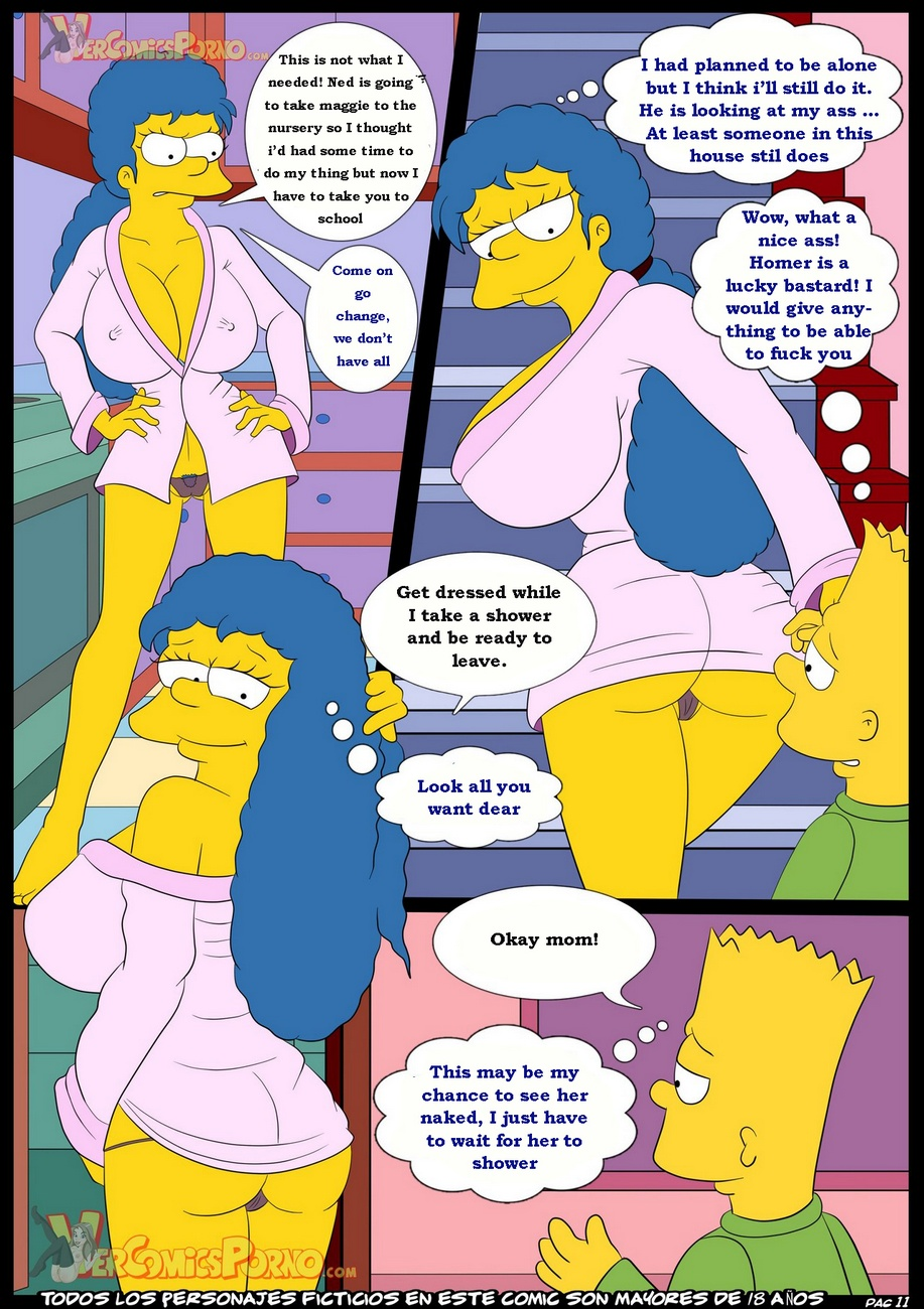 The Simpsons 3 - Remembering Mom