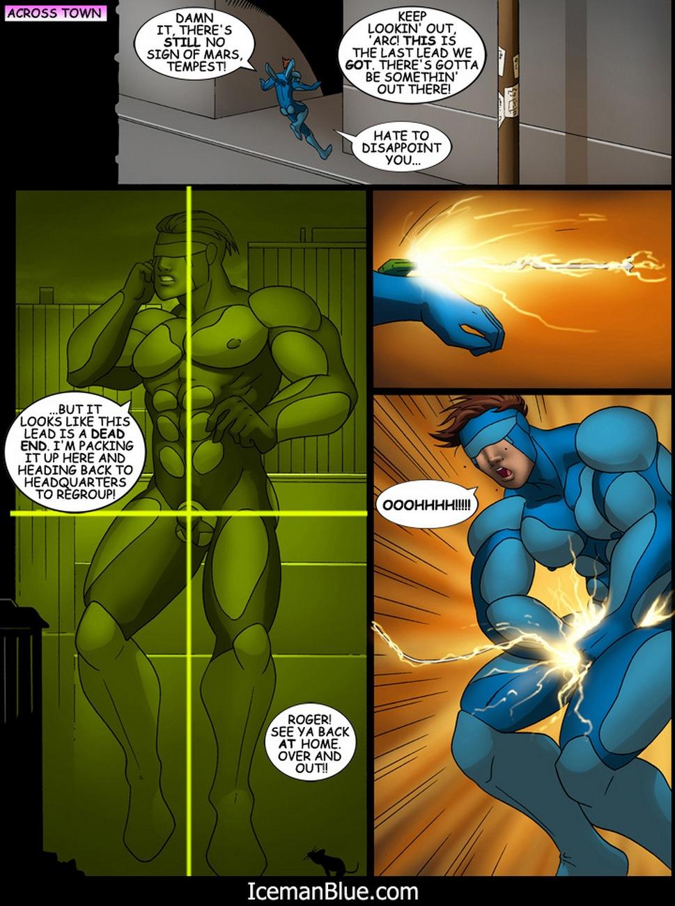 Cosmic Heroes 2