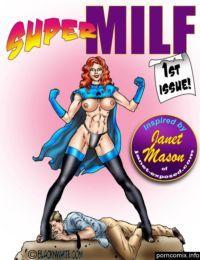 BlacknWhite- Super MILF