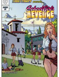 Eadult- School Girls' Revenge 1-2