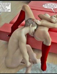 3DIncest- Mom Domination-1