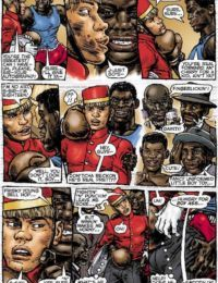 Gay Comic – Champs Party