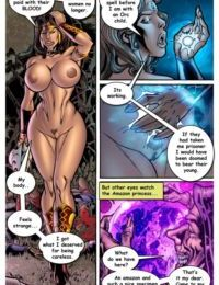 Dangerbabe Central- Xera – Amazon Princess