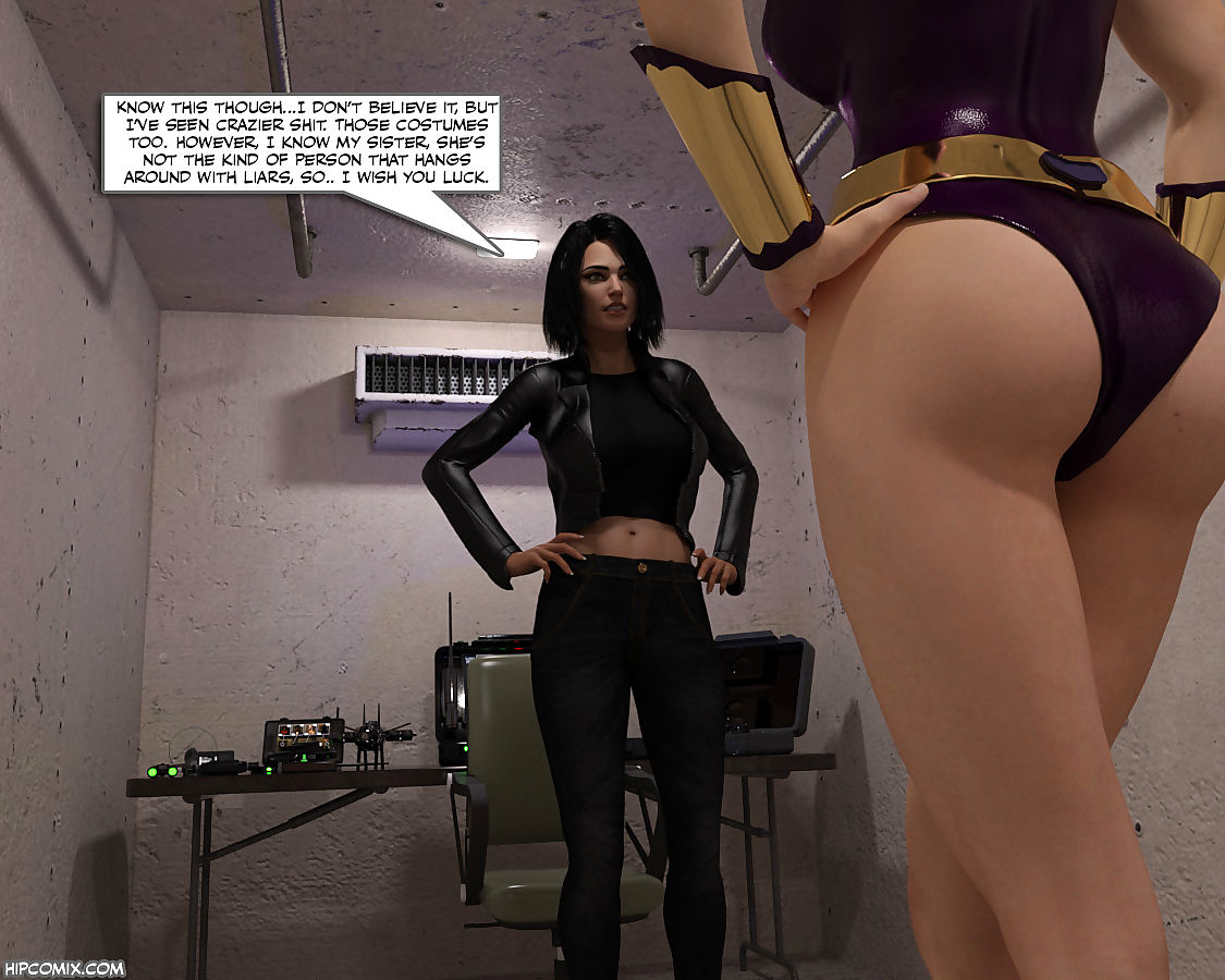 Jpeger- The Sorority – Chase Against Time 7