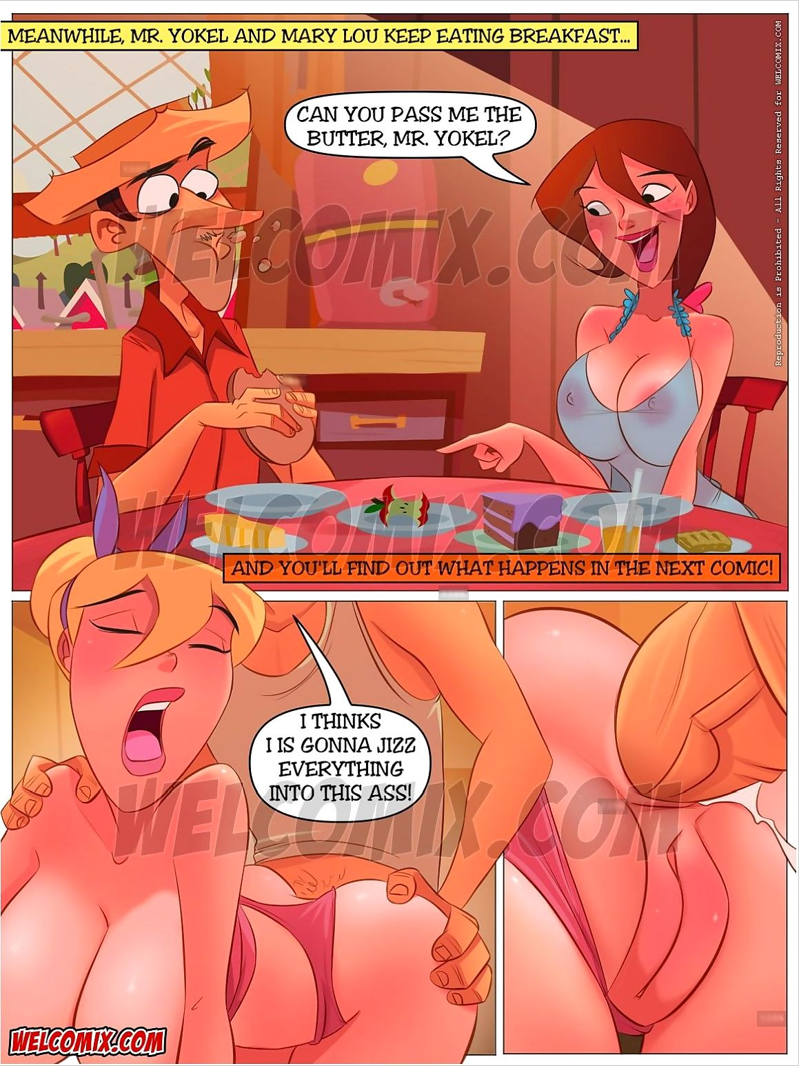 Hillbilly Farm 19- Waking Up With a Hard-On