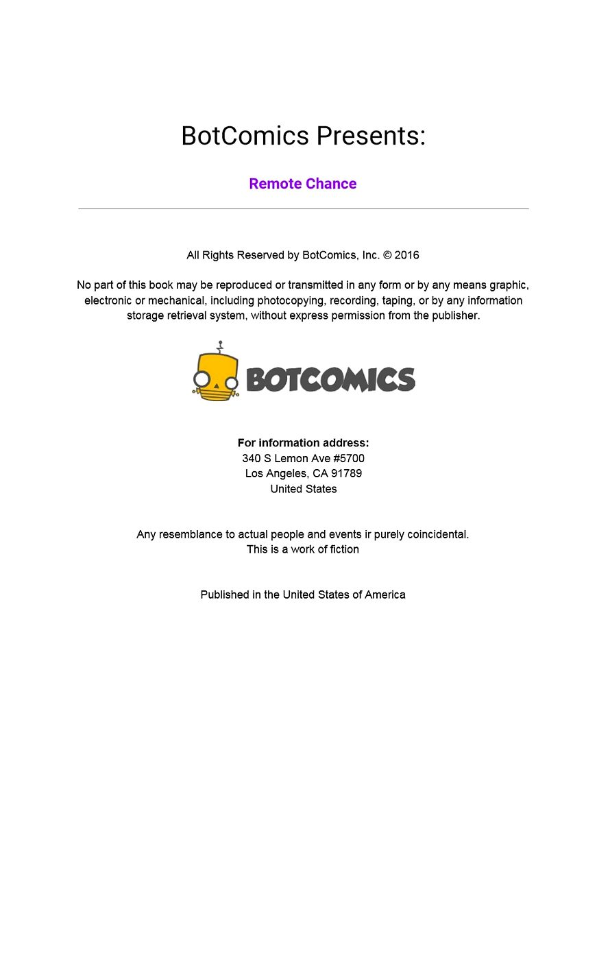 Bot- Remote Chance- Issue #3