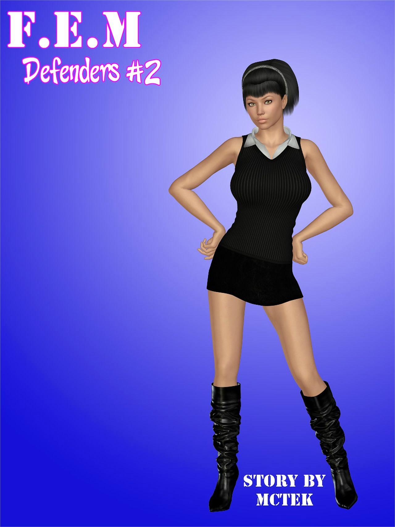 MCtek- F.E.M Defenders #2
