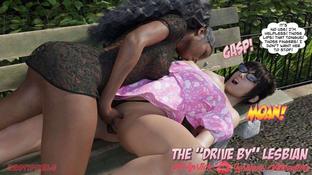 Erotipixels- The Drive By Lesbian