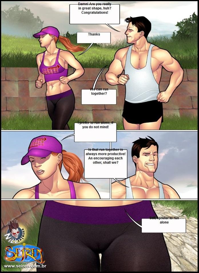 The Sportswoman 2 - Part 1 (English)