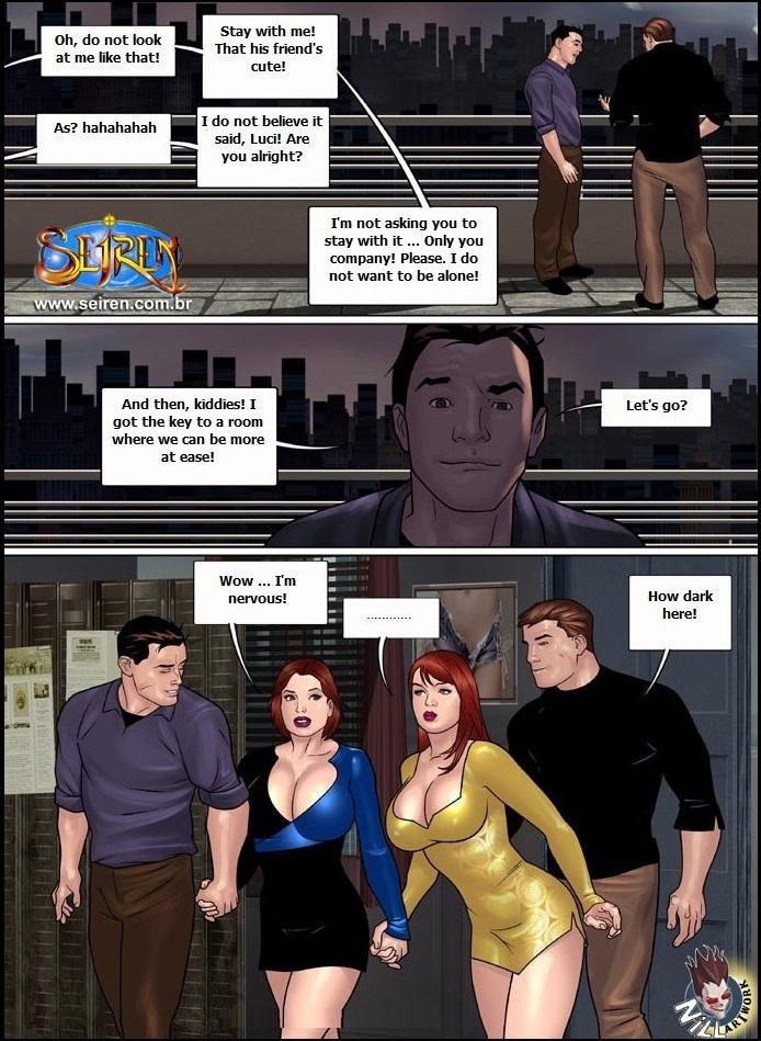 Adventures of Lia 6 - Part 2 (English) - part 2