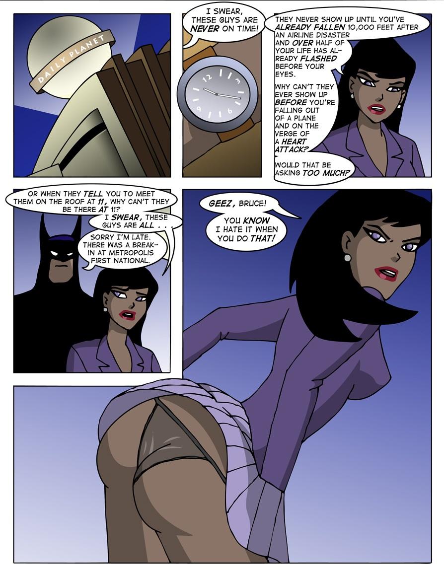 Justice League -The Great Scott Saga 3 - part 2