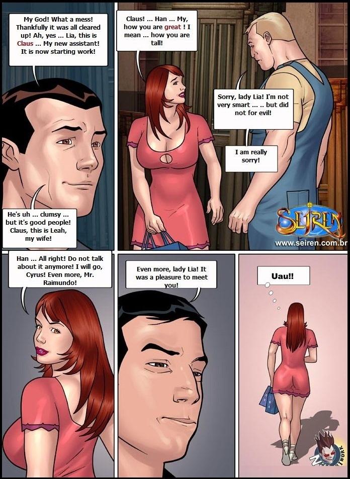 Adventures of Lia 6 - Part 1- Seiren