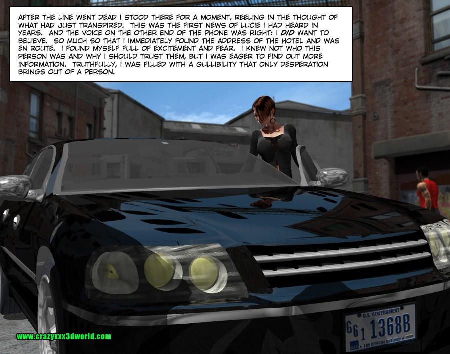 Breaking Point 2- Crazyxxx3D World