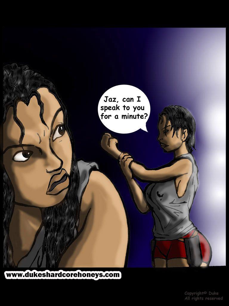 Interrogation 01- Duke Honey