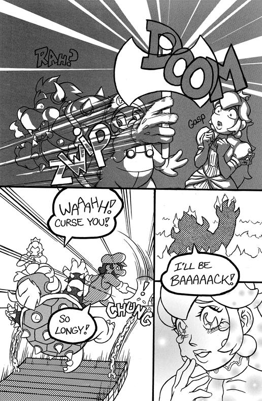 Stockholm Syndrome -Super Mario Bros - part 2