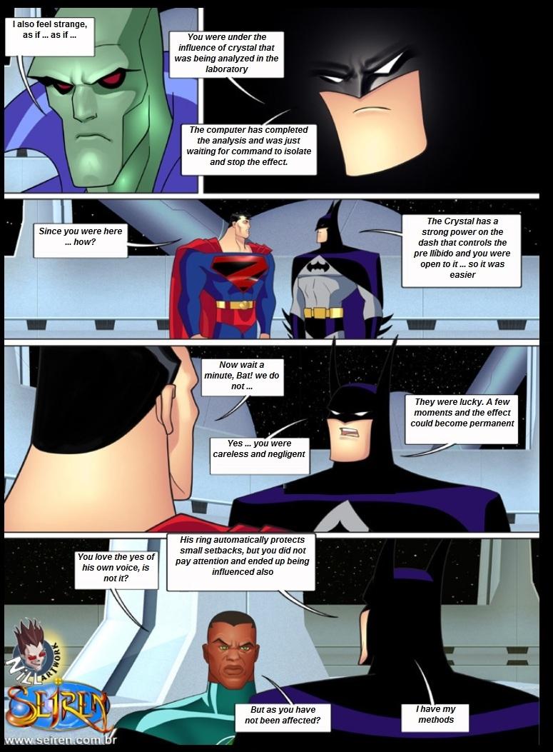 It Up League,Justice 2 (English)- Seiren - part 2
