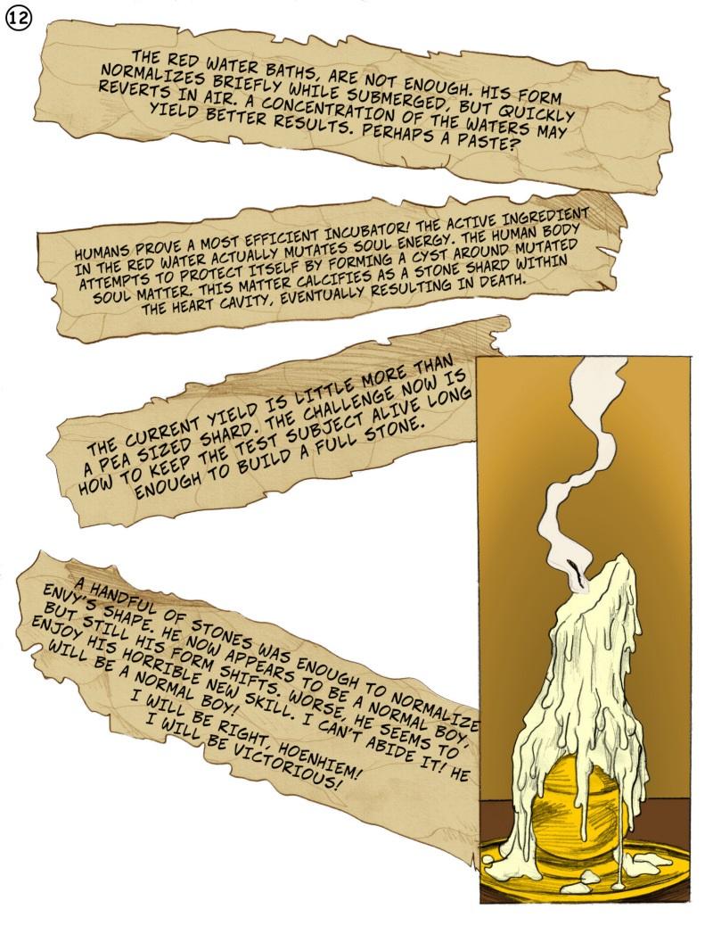 Pandora Box- Legacy of Alchemy - part 2
