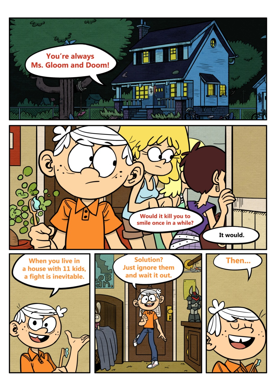 Sister and Brother (The Loud House)