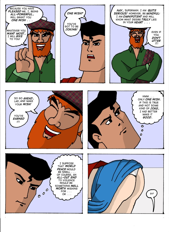 The Great Scott Saga 3- Justice League