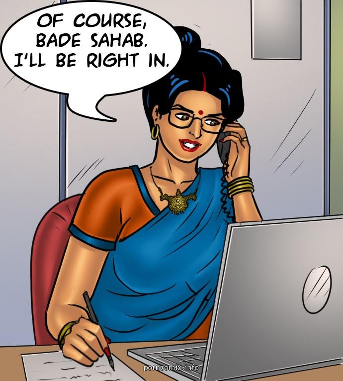 Savita Bhabhi 67- Jungle Love